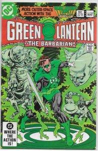 Green Lantern   vol. 2   #164 FN Corps by Gibbons, Barr/Pollard