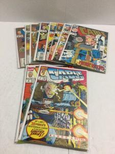 Cable 1-4 7-11 Blood And Metal 1 2 Lot Set Run Nm Near Mint Marvel Comics IK