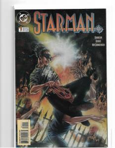STARMAN #1 (1994) - NM - MODERN AGE KEY