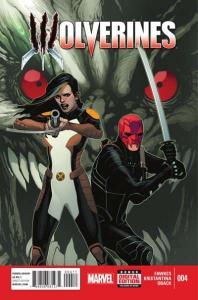 Wolverines #4, NM (Stock photo)
