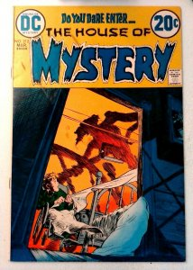 House of Mystery #212 DC 1973 VF- Bronze Age Comic Book 1st Print