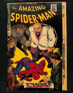 Amazing Spider-Man #51 2nd Kingpin!