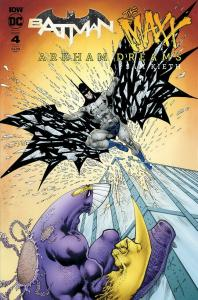 BATMAN THE MAXX (2018 IDW) #4 PRESALE-07/31