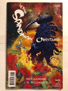 The Sandman: Overture #1 (2013)