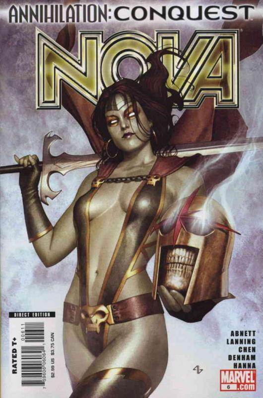 Nova (4th Series) #6 VF; Marvel | save on shipping - details inside