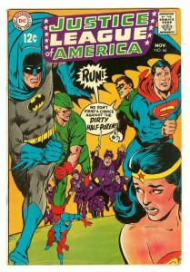 Justice League Of America 66