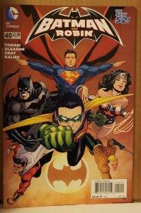Batman and Robin #40 (2015)