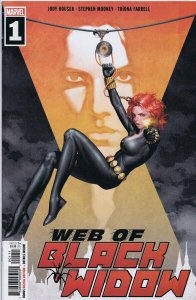 Web of Black Widow #1 2019 Marvel Comics
