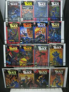 Shadow of the Bat (DC 1992-9) #0-92 Lot of 65Diff Villains and Others!