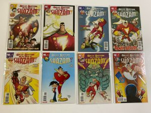 Billy Batson The Magic of Shazam lot #1-18 DC 17 pieces 6.0 FN (2008 to 2010)