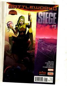 12 Marvel Comics Siege # 1 2 3 4 + House Of M # 1 2 3 4 + Thors # 1 2 3 4 CJ3
