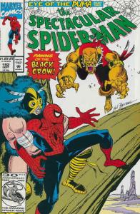 Spectacular Spider-Man, The #192 VF; Marvel | save on shipping - details inside
