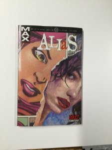 Alias Ultimate Collection Book 2 Two Near Mint Nm TPb Sc Softcover Max Comics