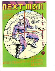 11 Indy Comics Next Man 1 Machine 1 Reach 3 Eclipse 6 8 DNAgents 13 + 5 MORE SS8