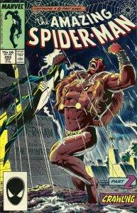 Amazing Spider-Man #293 (ungraded) stock photo