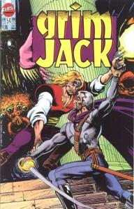 Grimjack #54, NM- (Stock photo)