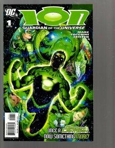 12 DC Comics Ion #1 2 3 4 5 6 7 8 9 10 11 12 EK22