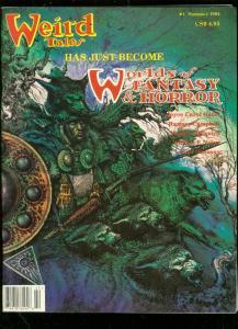 WORLDS OF FANTASY & HORROR #1 SUMMER 1994-WEIRD TALES VF/NM