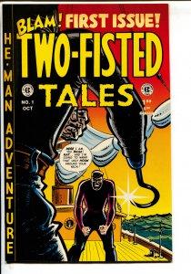 Two-Fisted Tales-#1-1992-Russ Cochran-EC reprint