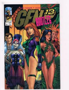 Gen 13 Bootleg # 1 VF/NM Image Comic Books Spawn Cyberforce Wildcats The Max SW7