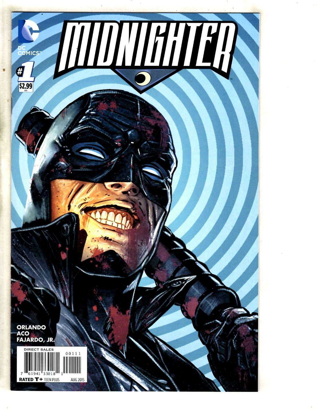 Midnighter #8   NEW!!!