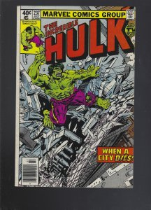 The Incredible Hulk #237 (1979)