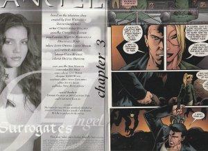 Angel(Dark Horse, vol. 1) # 3/Buffy The Vampire Slayer(1993) # 17(DF Variant)