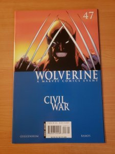 Wolverine #47 ~ NEAR MINT NM ~ (2006, Marvel Comics)