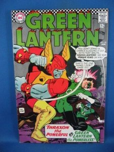 Green Lantern #50 (Jan 1967, DC) VF