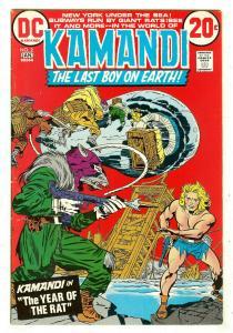 Kamandi The Last Boy On Earth 2
