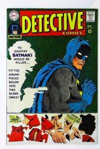 Detective Comics (1937 series) #367, Fine+ (Actual scan)