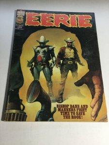 Eerie 85 Gd Good 2.0 Minor Fire Damage Magazine