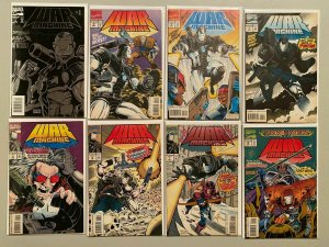 War Machine lot from:#1-24  18 different issues 1st series 8.0 VF (1994-96)