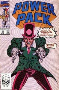 Power Pack (1984 series) #59, VF+ (Stock photo)