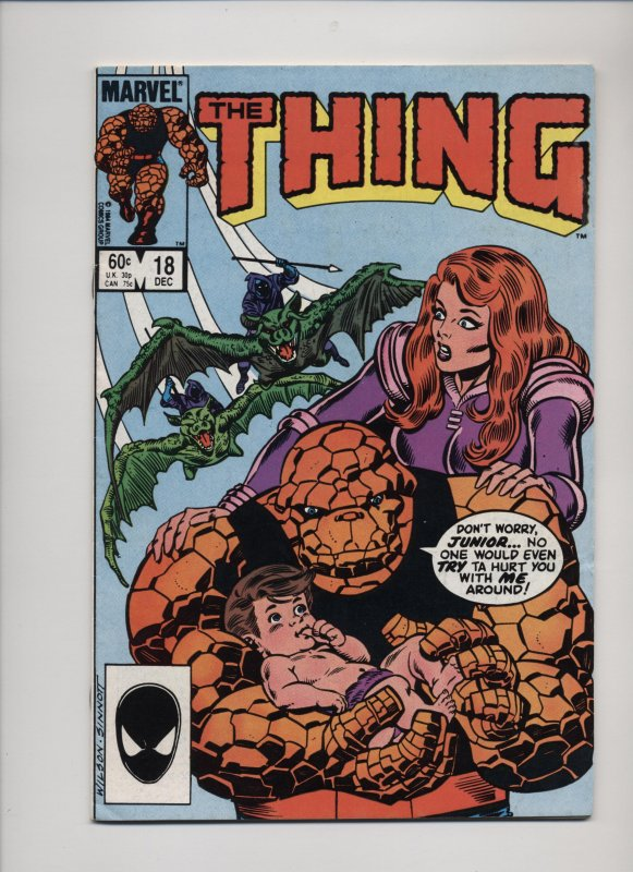 The Thing #18 (1984)