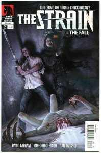 The STRAIN #2, NM, The Fall, Guillermo del Toro, 2013, more Horror in store