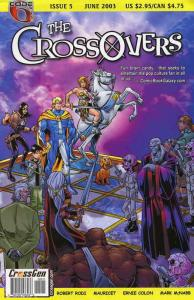 Crossovers, The #5 VF/NM; CrossGen | save on shipping - details inside