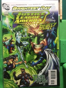 Justice League of America #47 Brightest Day