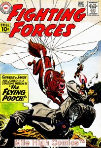 OUR FIGHTING FORCES (1954 Series) #62 Good Comics Book