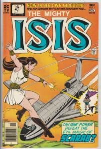 Isis, the Mighty #1 (Nov-76) VF/NM High-Grade Isis