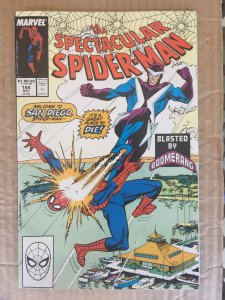 The Spectacular Spider-Man #144 (1988)
