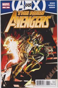 New Avengers #26