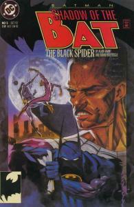 Batman: Shadow of the Bat #5 VF/NM; DC | save on shipping - details inside