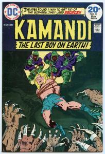 Kamandi 17 May 1974 VF- (7.5)