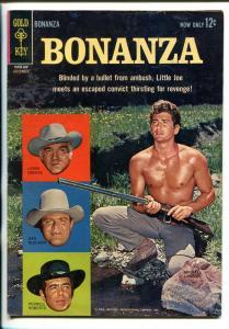 BONANZA 1963-GOLD KEY-ERROR ISSUE-PEBBLES FLINSTONE #1 JUNE 1963-1ST ISSUE-vg
