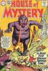 House of Mystery (1951 series) #110, VG- (Stock photo)