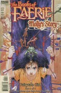 Books of Faerie, The: Molly's Story #4 VF/NM; DC/Vertigo | save on shipping - de