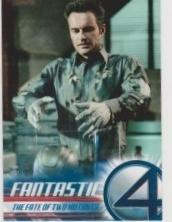 2005 Upper Deck Fantastic Four Movie THE FATE OF TWO MUTANTS #69