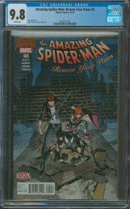 Amazing Spider-Man: Renew Your Vows #4 CGC Graded 9.8