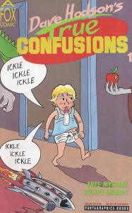 True Confusions #1 FN; Fantagraphics | save on shipping - details inside
